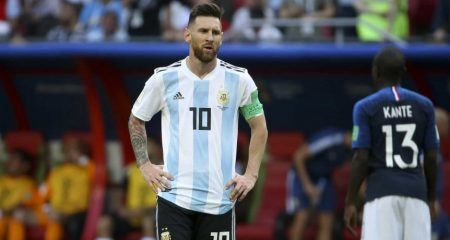 ميسي: فكرت في حبس نفسي بعد كأس العالم