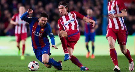 بالأرقام.. تفوق تاريخي لبرشلونة ضد أتلتيكو مدريد