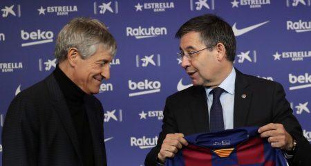 لماذا لا يتعاقد برشلونة مع مدربي النخبة ؟