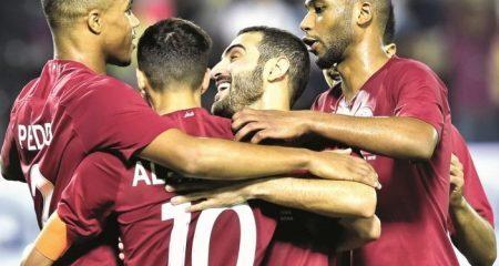 تشكيلة قطر الرسمية في مواجهة الإمارات
