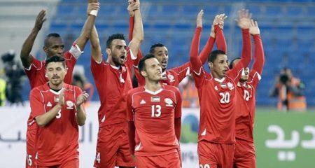 فلسطين تتأهل لكأس أمم آسيا بعد إنتصار عريض جداً